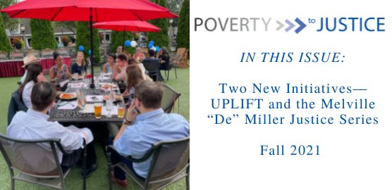 Poverty to Justice Fall 2021